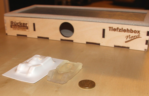 12er Pack: Tiefziehmaterial ABS Weiß 0,5 x 380 x 315 mm